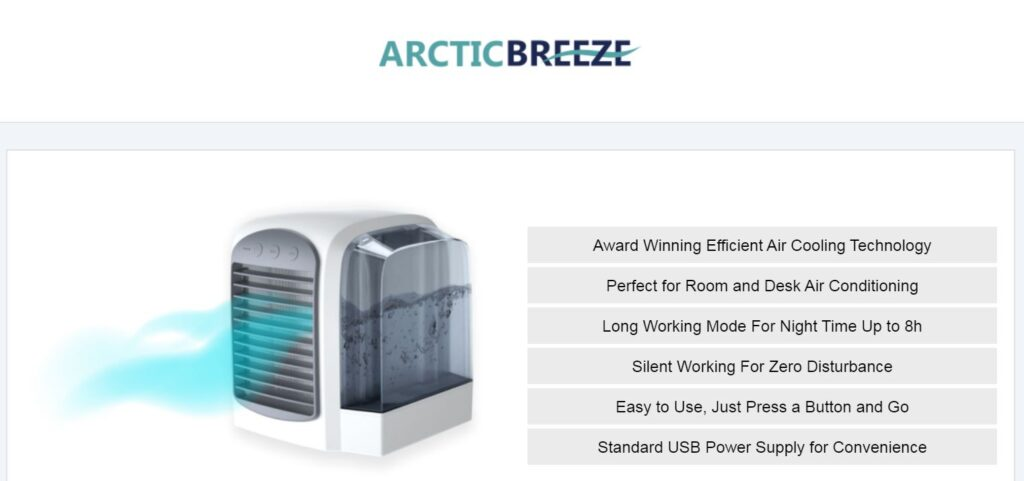 arcticbreeze reviews portable ac benefits price specification in usa ca uk