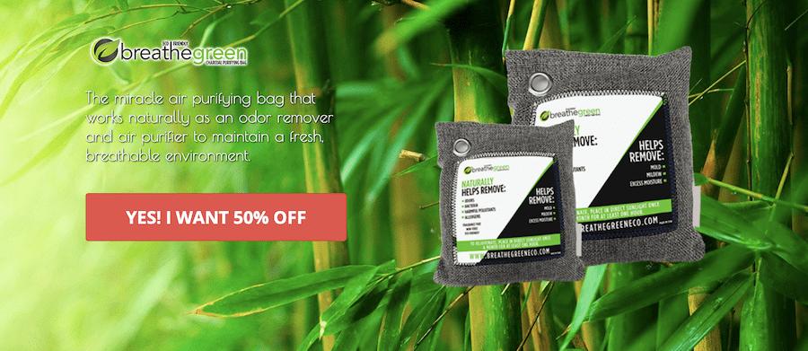 breathe green charcoal bag reviews breathe green air freshener benefits us united states