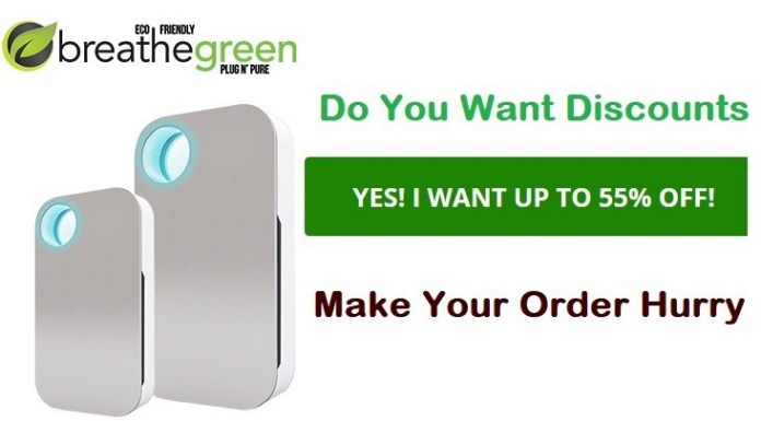 breathe green plug n pure reviews best air freshener reviews in us united states