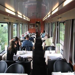 dining car market may set new growth story groupon aspen crossing amtrak rovos rail