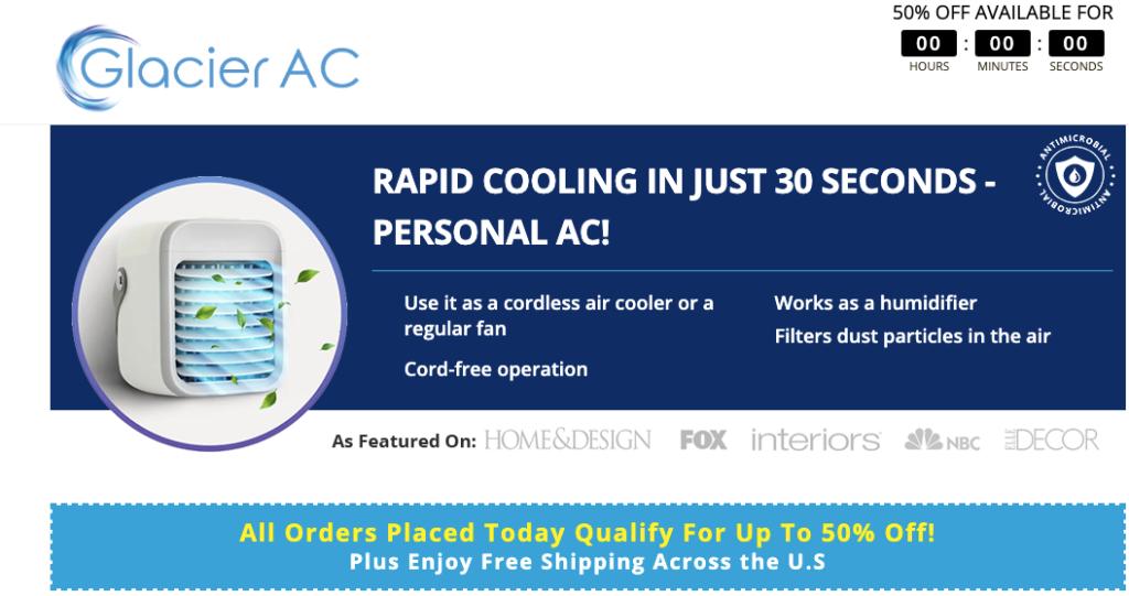glacier portable ac reviews latest glacier portable air conditioner user reviews united states