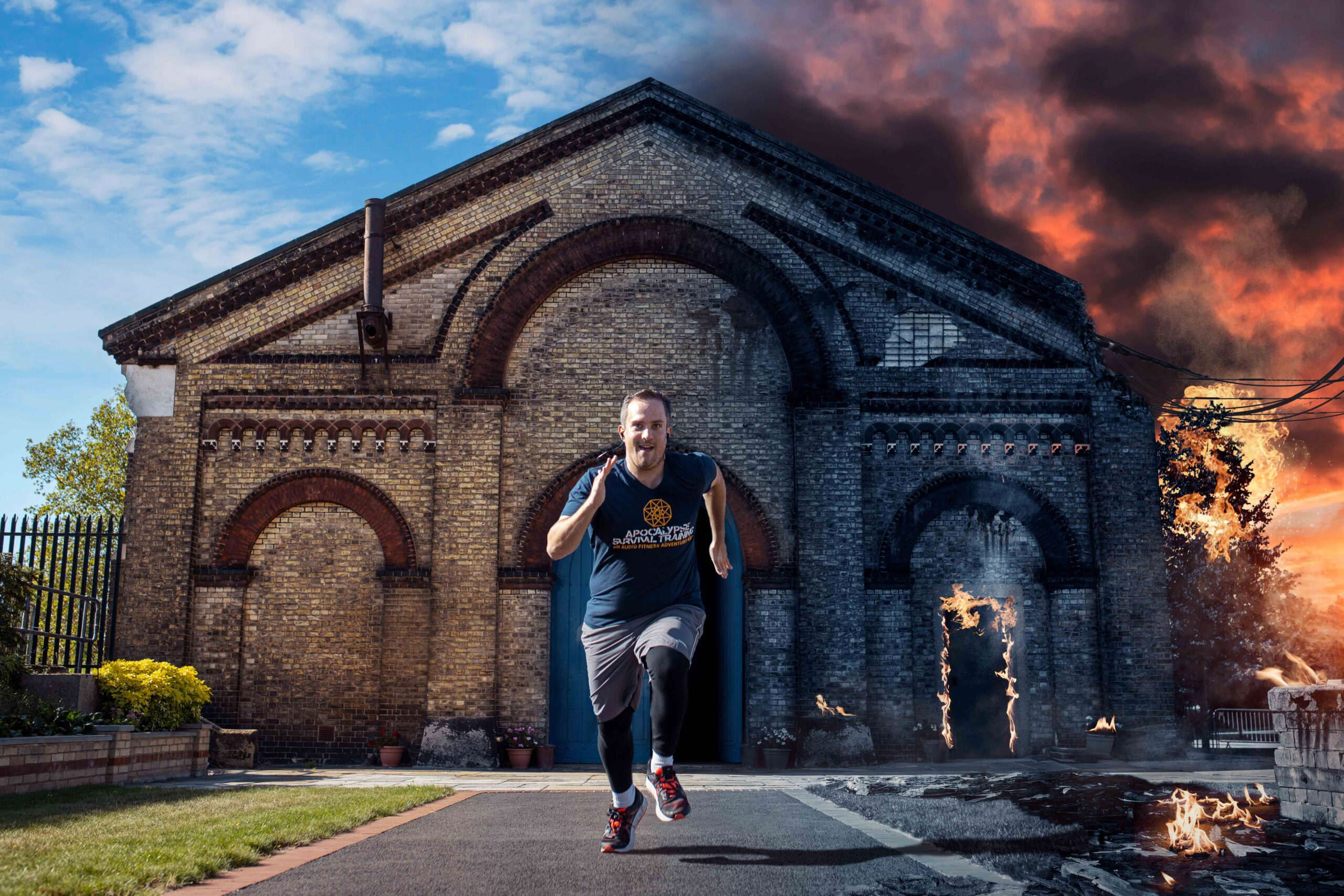 audio fitness trends boom as this unique adventure fitness app gets listeners training for an apocalypse