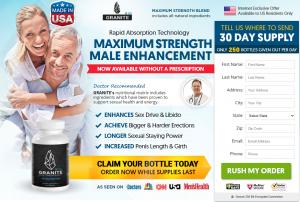 Granite Male Enhancement Reviews (Scam or Legit): X700 Pills Price - Financial Market News