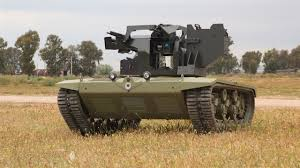 military unmanned ground vehicle market to witness massive growth general dynamics rheinmetall ag