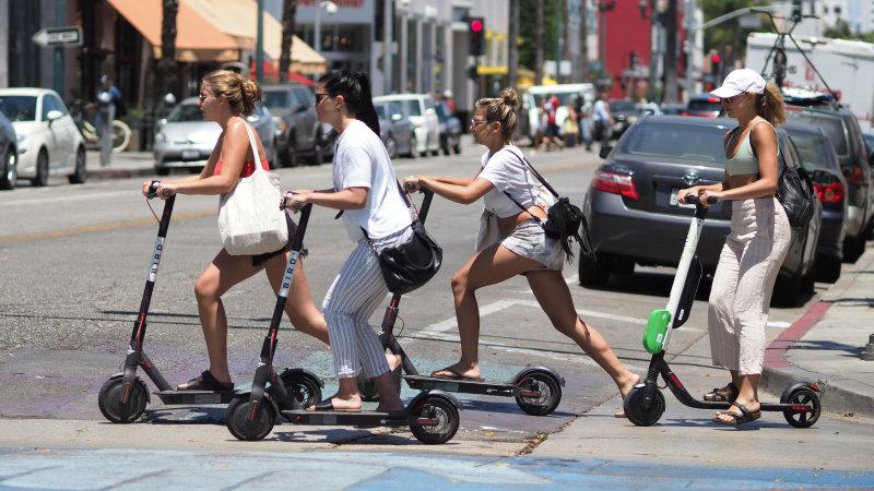 pdf of global electric kick scooters e scooters market progressive insights tremendous growth to 2020 2026 aerlang xiaomi segway llcninebot phoenix enskate qs motors