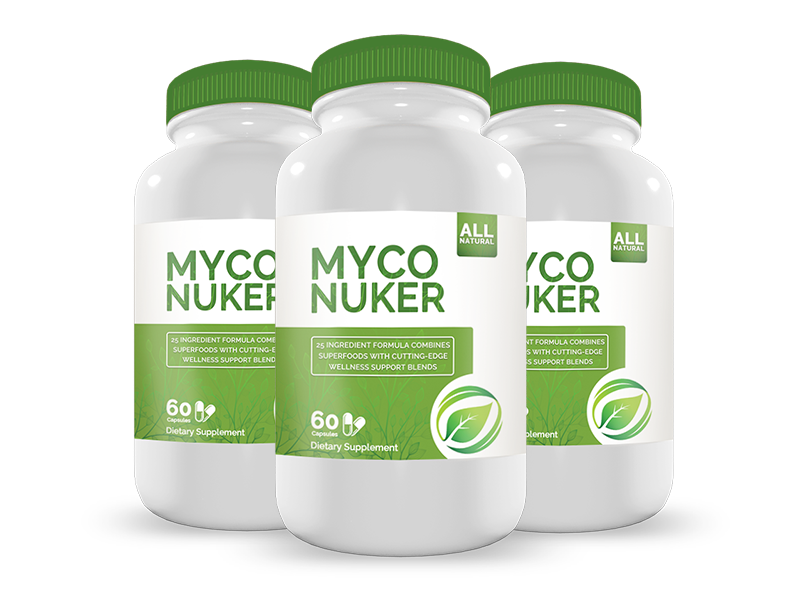 myco nuker fungus supplement reviews safe ingredients