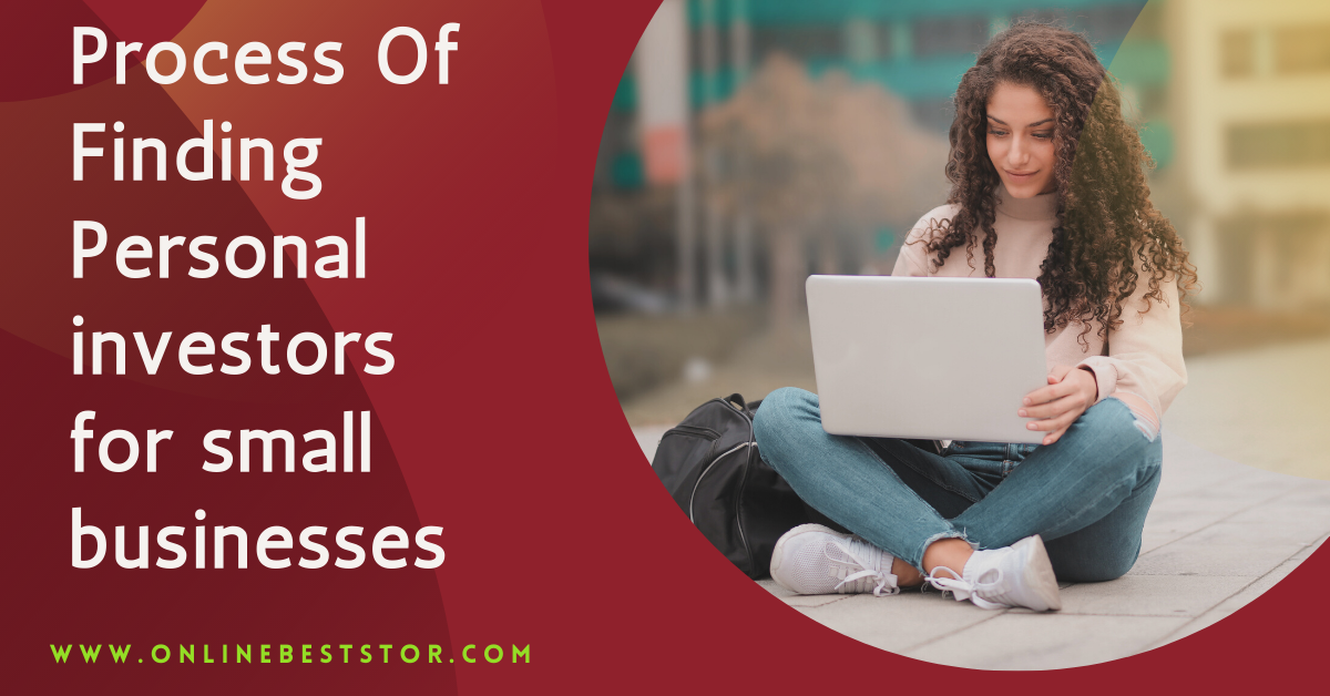 Personal investors for small businesses