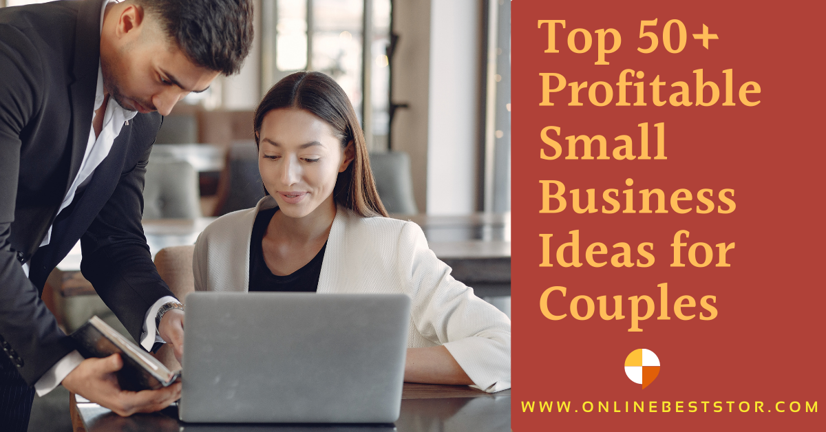 Small Business Ideas for Couples