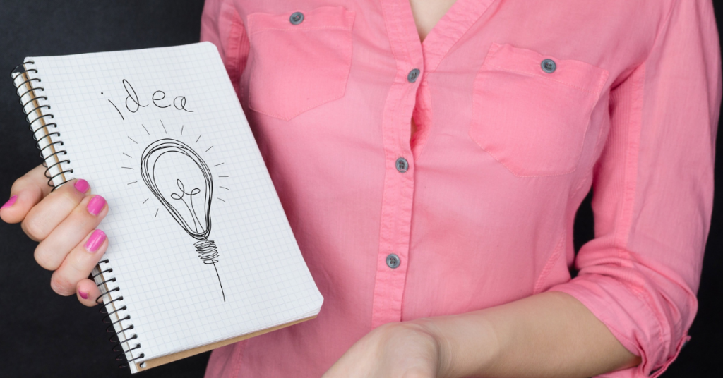 how to sell an idea to a company