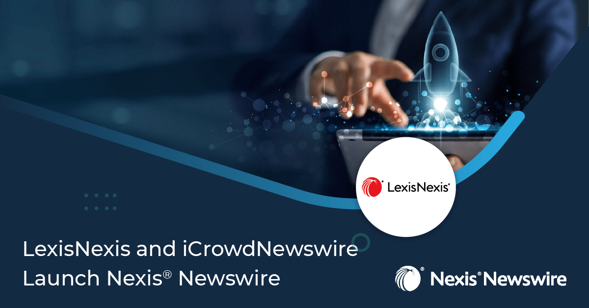LexisNexis and icrowdnewire